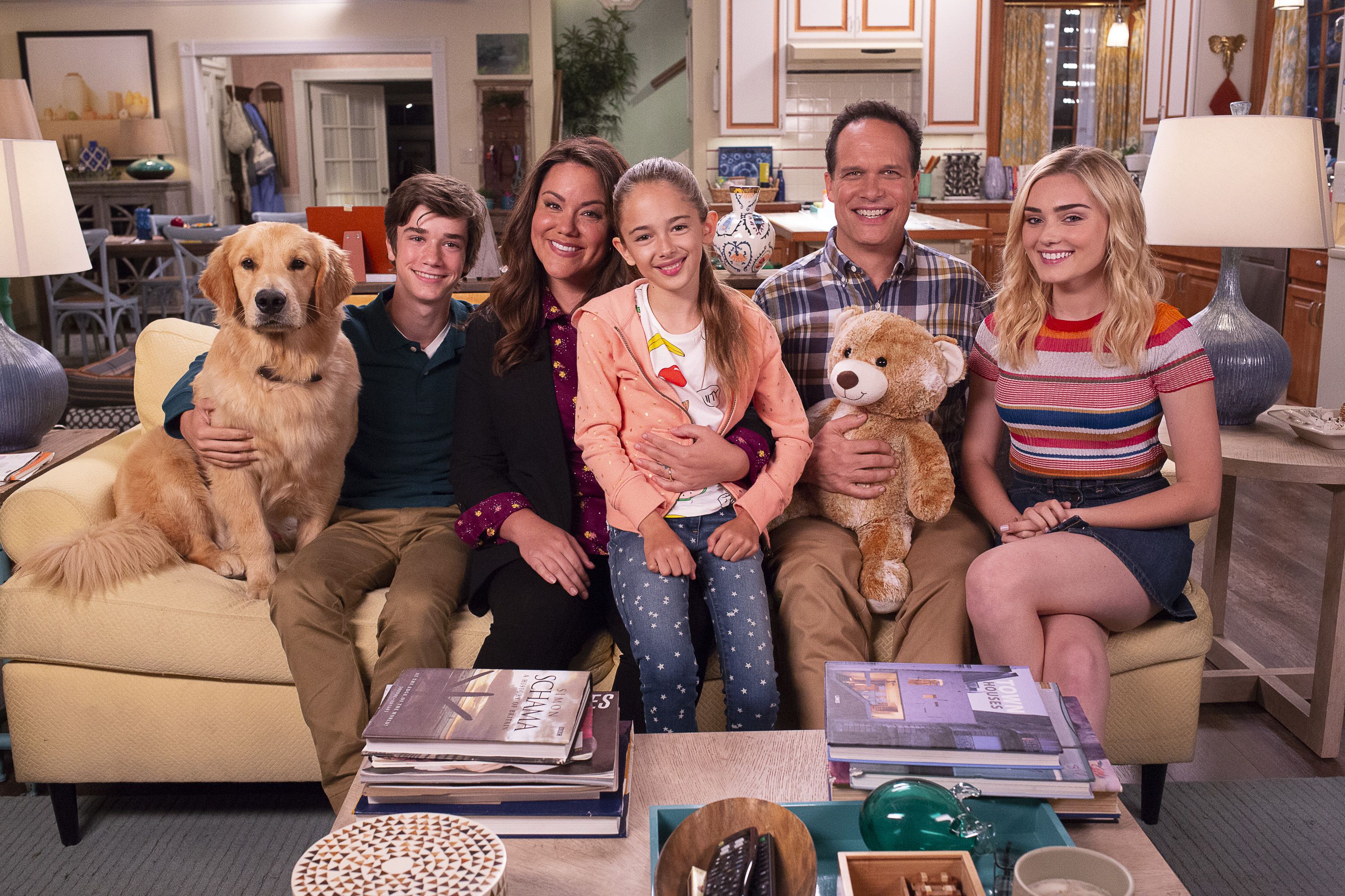 On The Season Three Premiere Of American Housewife Airing At A New Time Wednesday Sept  P M Edt On Abc Streaming And On Demand