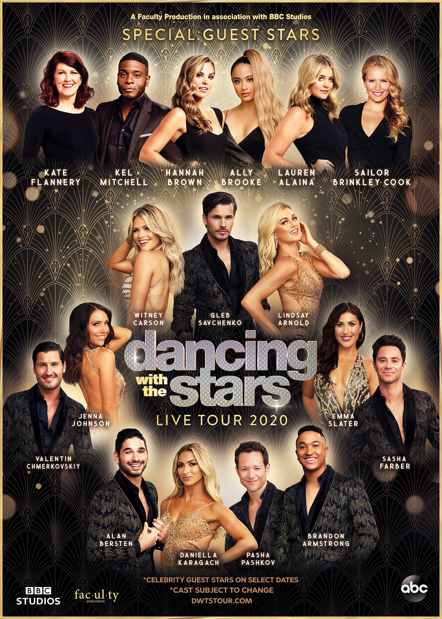 Today Show Cast 2020.Watch Dancing With The Stars Tv Show Abc Com