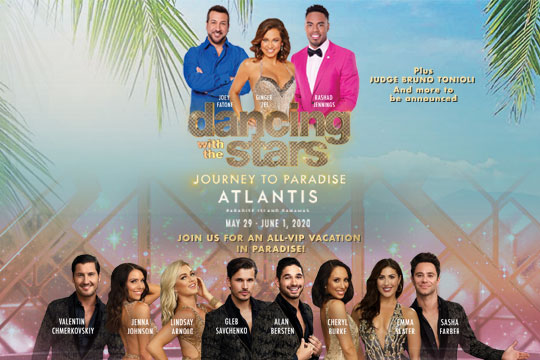 Dancing with the Stars: Journey to Paradise