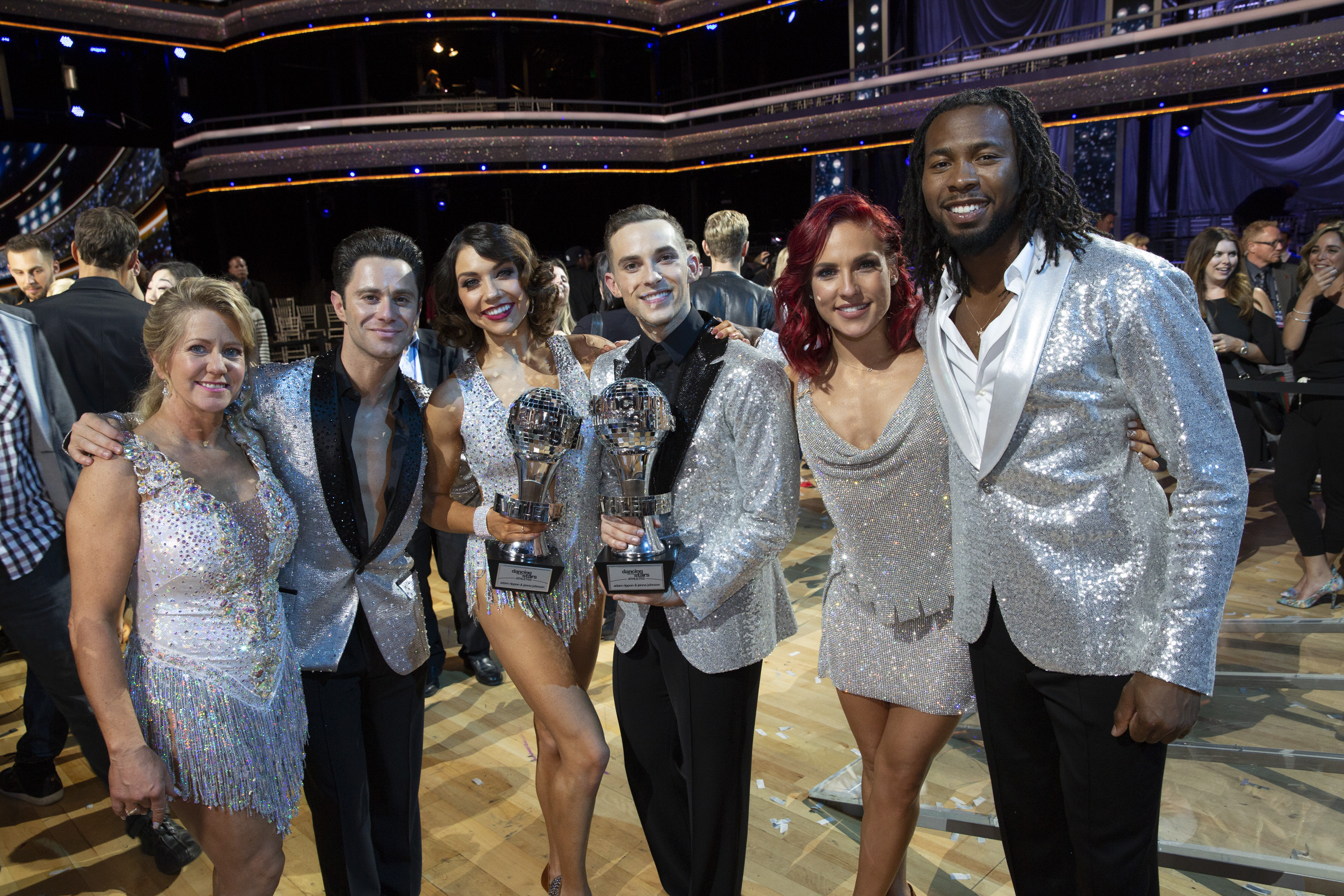 dwts 2018 season finale: who won the mirrorball trophy? | dancing