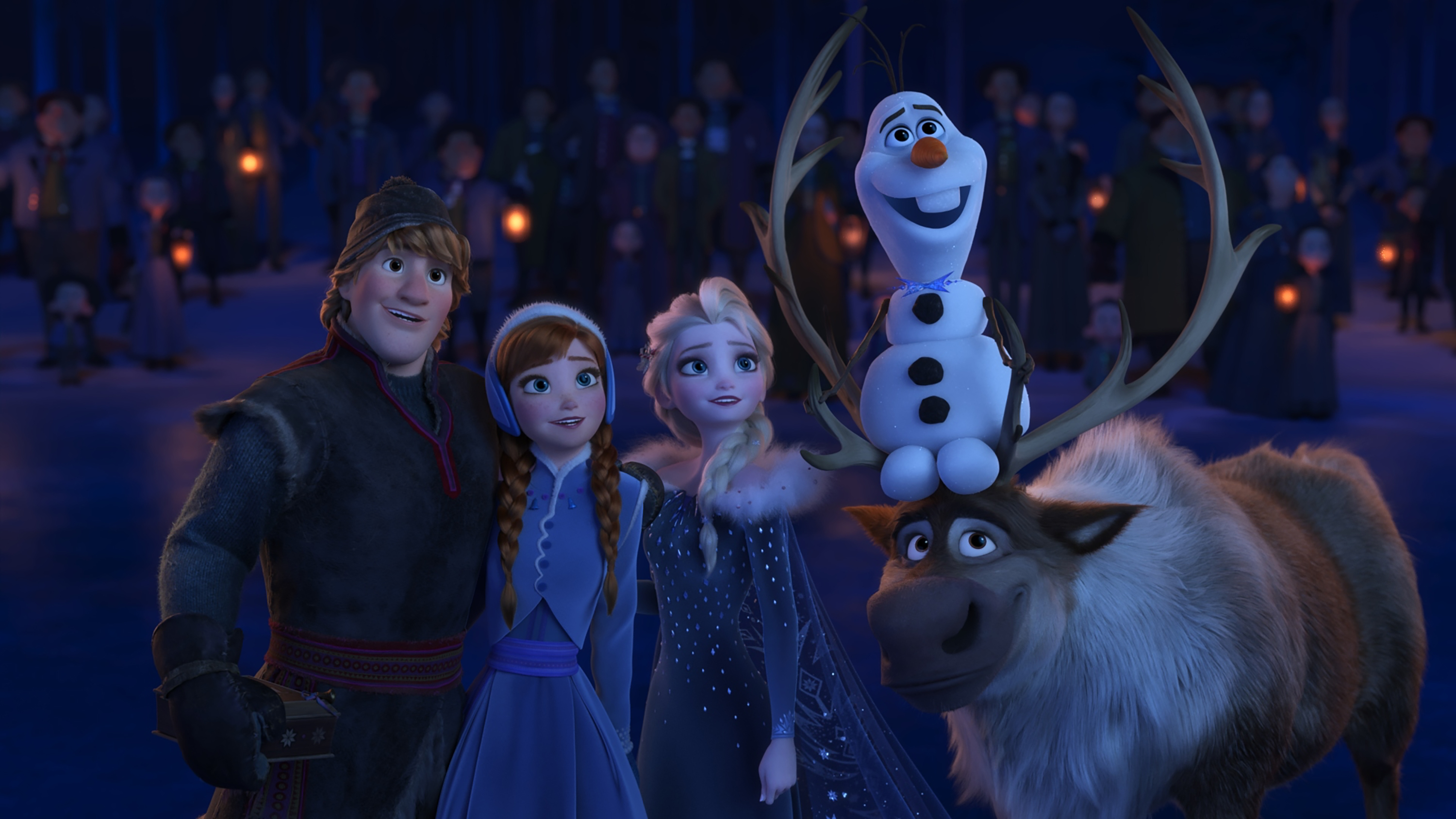 Watch Olaf\'s Frozen Adventure! | ABC Updates