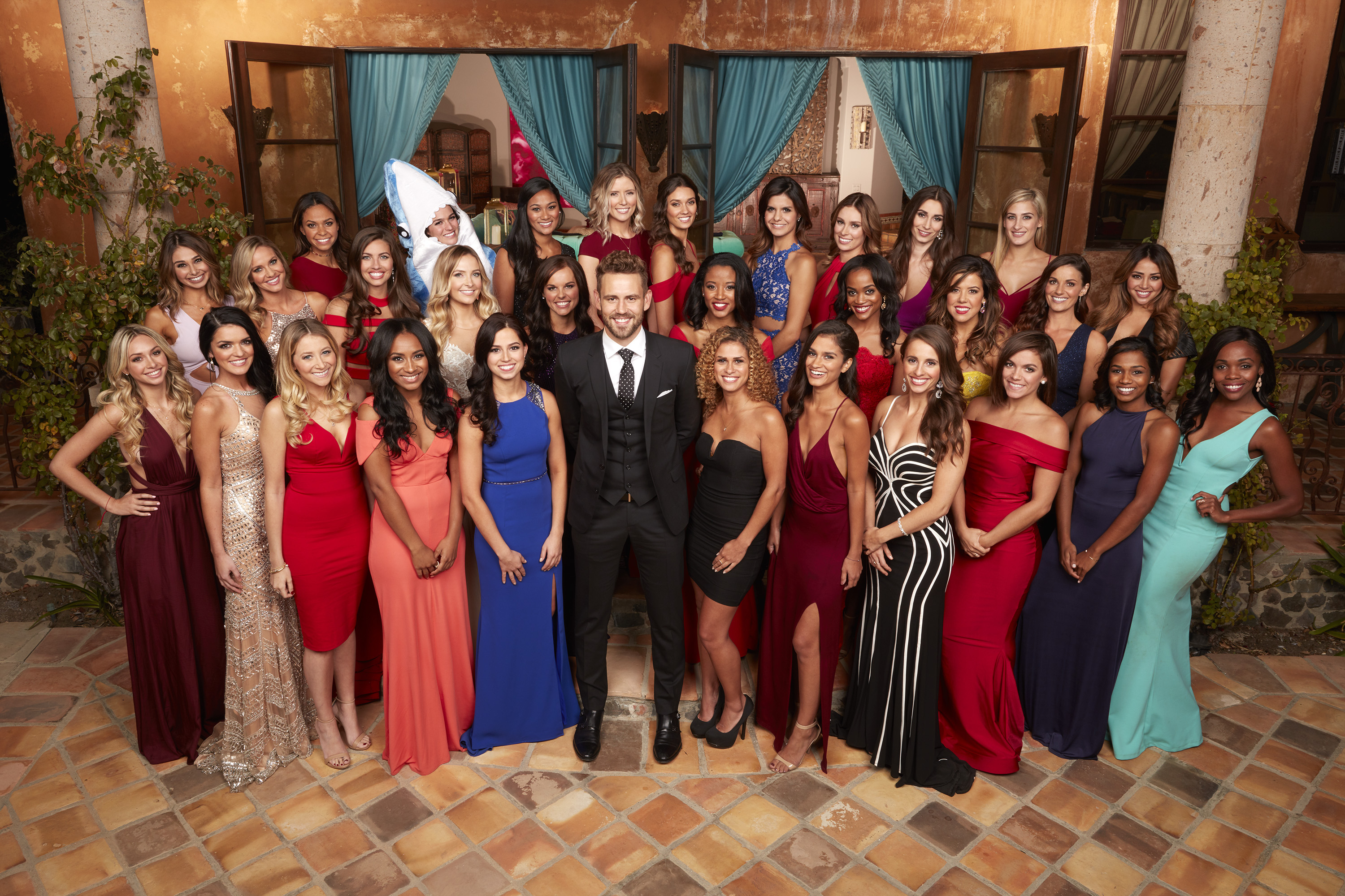 Lovely Fourth Timeu0027s The Charm For The Next Bachelor, Handsome Software Salesman  Nick Viall, And Now We Finally Get To See The 30 Ladies Who Will Make Up  The ... Design