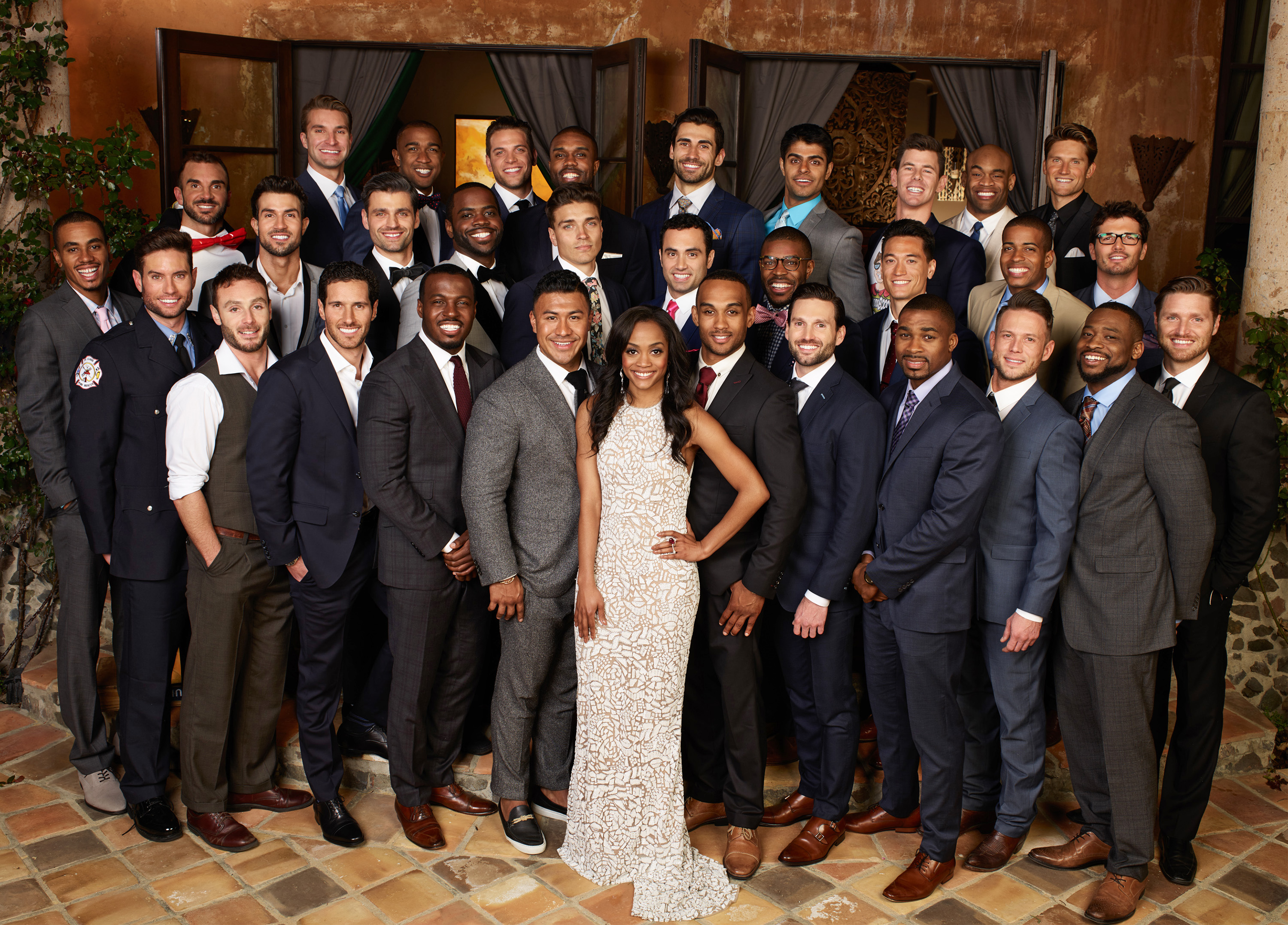 The Wait Is Officially Over To See Bachelorette 2017 Cast And Lucky Men Vying For Sophisticated Lawyers Heart Suitors Of Season