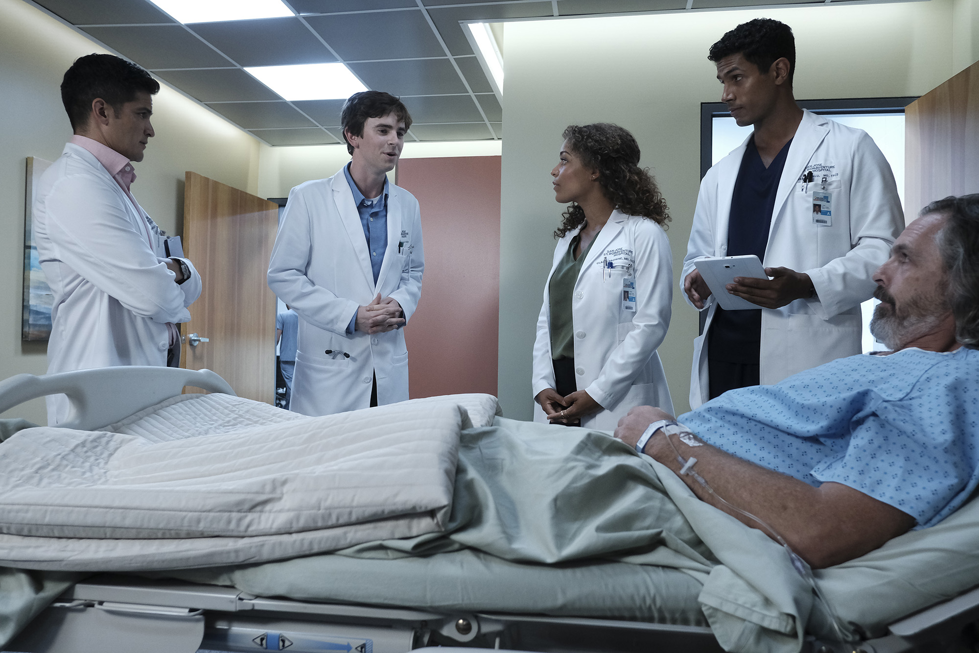 the good doctor - photo #12