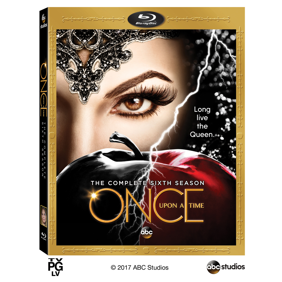 Own The Latest Seasons Of Once Upon A Time, Grey's Anatomy