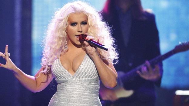 Christina Aguilera 2011 Ama